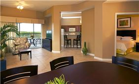 Superior 3 Bedroom Suite at WorldQuest Orlando Resort, Orlando