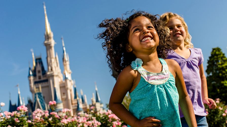 Walt Disney World at Orlando, Florida Resort