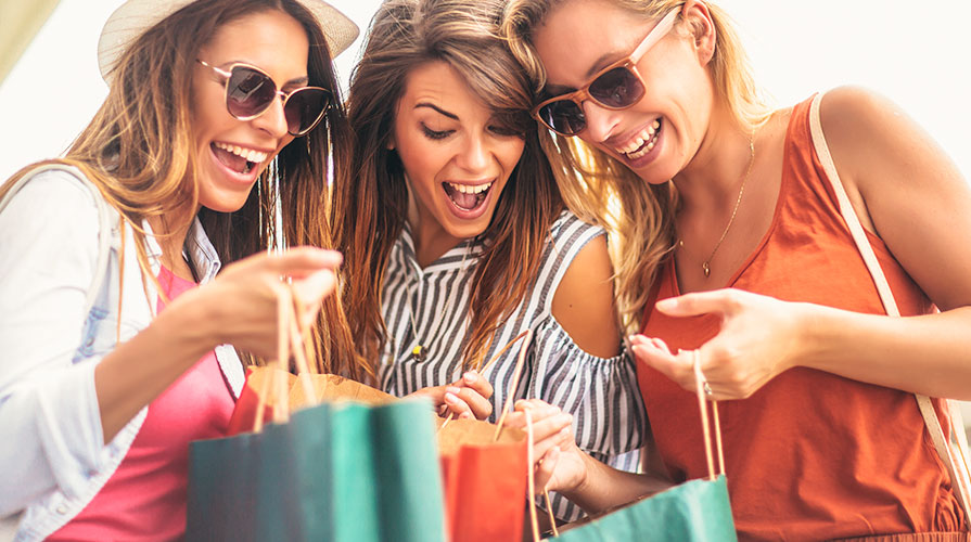 Shopping at Orlando, Florida Resort