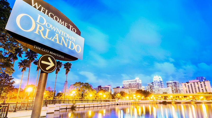 Electricity at Orlando, Florida Resort