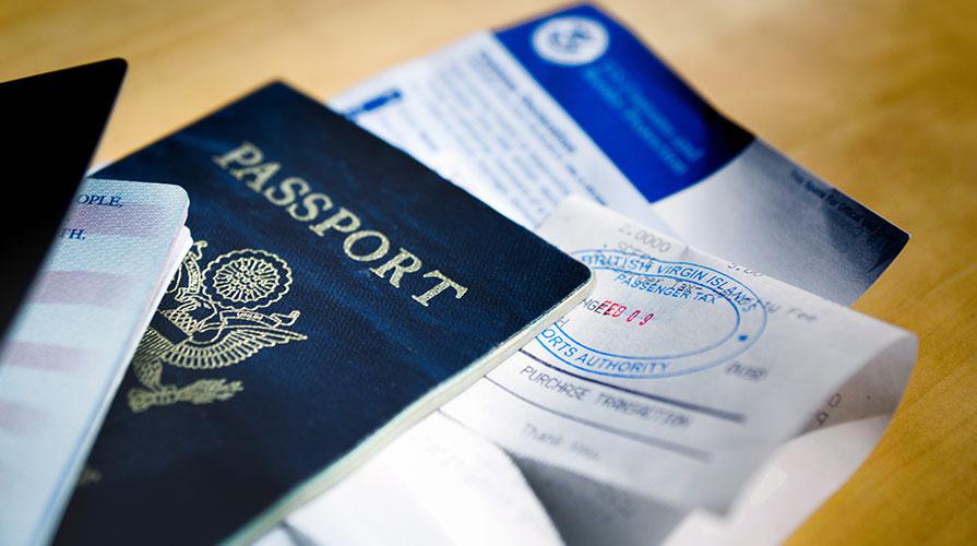 Passport & Visa of Orlando, Florida Resort