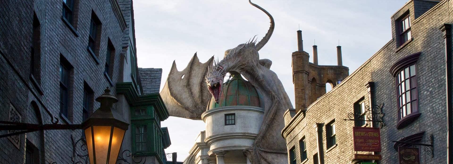 Universal Studios of Orlando, Florida Resort