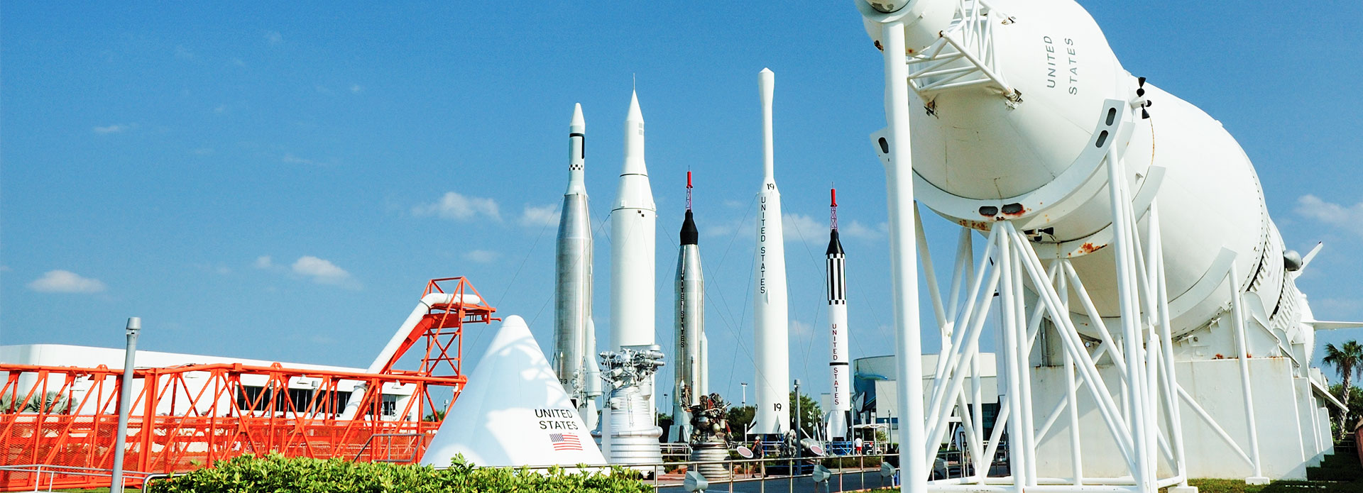 Kennedy Space Center of Orlando, Florida Resort