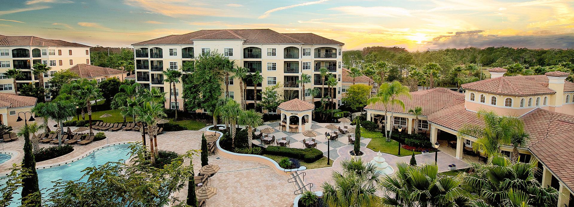 Top View of WorldQuest Orlando Resort, Orlando