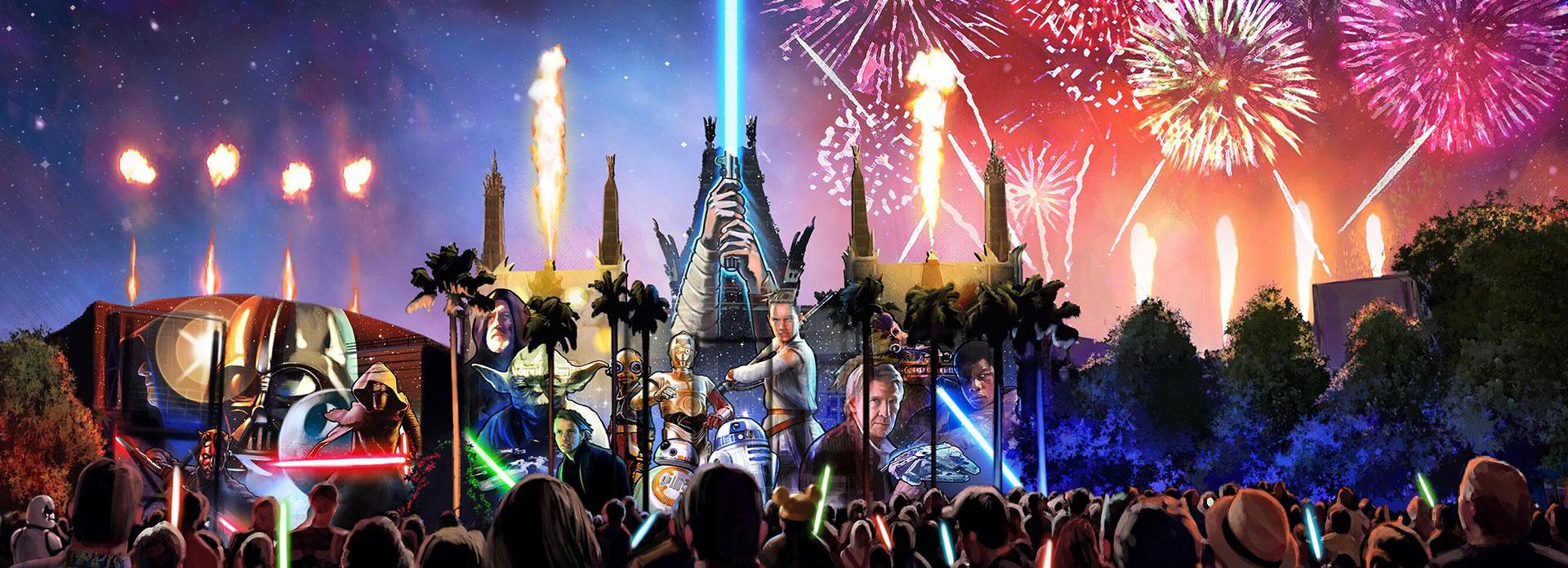Walt Disney 50th Anniversary of Orlando, Florida Resort