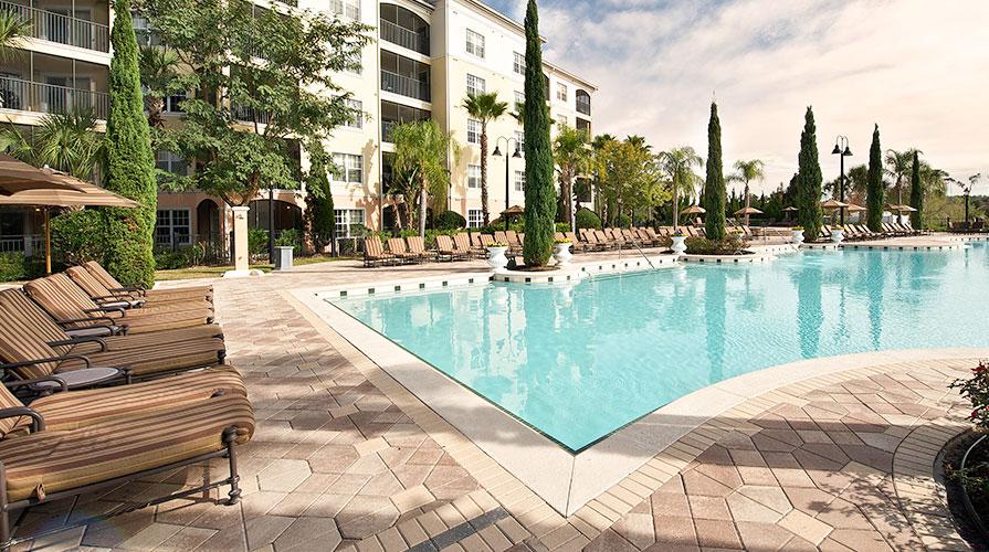 The Pool at WorldQuest Orlando Resort, Orlando