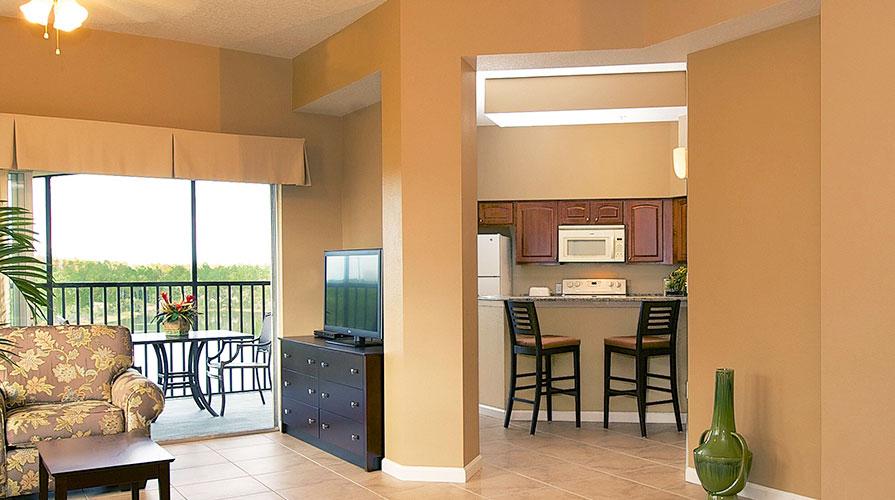 Superior 3 Bedroom Suite at WorldQuest Orlando Resort, Orlando